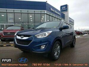 2015 Hyundai Tucson GLS AWD leather bluetooth panoramic roof