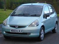 HONDA JAZZ1.4i-DSI S PETROL CLEAN CAR EXCELLENT DRIVE LONG MOT