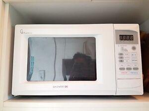 Daewoo Microwave Woollahra Eastern Suburbs Preview