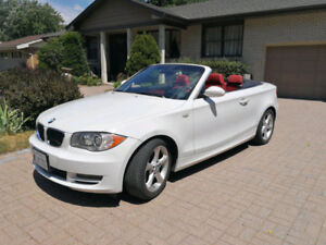2008 BMW CABRIOLET 128i CONVERTIBLE