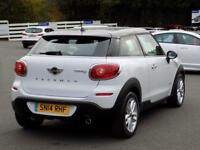 2014 14 MINI COOPER 2.0 COOPER D ALL4 3DR AUTO * FULL LEATHER * DIESEL
