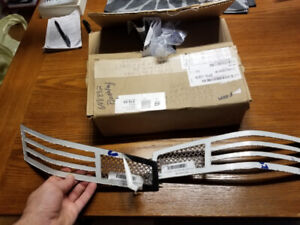 Polished Chrome 2010-2013 Cadillac CTS Fog Light Grilles!