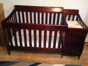 4 in 1 Delta Crib for sale