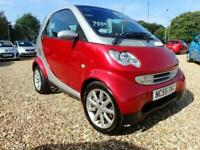 2006 smart fortwo coupe Pink Passion 2dr Auto COUPE Petrol Automatic