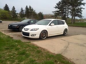 Speed 3 for sale, stage 2 tune!