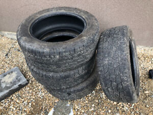 All season Hankook Dynapro A1'M  275/55R20 For sale 75% tread