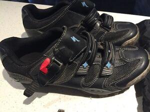 Women's bike shoes specialized 7.5