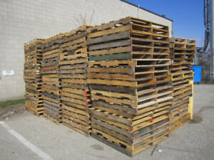 Wooden Pallets 48X48