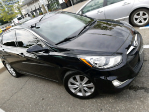 2013 Hyundai Accent. Great On Gas!