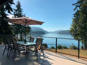 Lake Cowichan Rental - Only 2 Weeks Remaining for Summer
