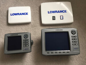 Lowrance Fish Finders