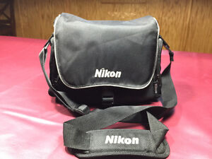 Nikon DSLR Gadget Camera Bag