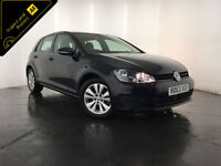 2013 63 VOLKSWAGEN GOLF SE BLUEMOTION TDI 1 OWNER SERVICE HISTORY FINANCE PX