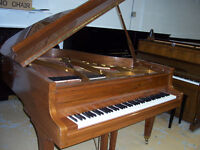 """PRE-OWNED 5' 10""""HORUGEL ( SAMICK) G3A COCERT GRAND PIANO"""