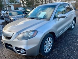 2010 Acura RDX AWD 4dr Tech Pkg, 1 owner, no accidents, nav