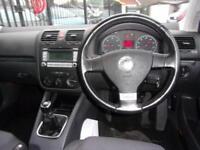 2007 VOLKSWAGEN GOLF 2.0 TDI GT Sport 5dr