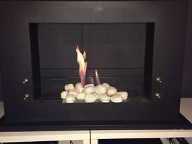 Bio fuel large New York Fire stove with fuel