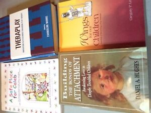 Counselling/play therapy books Cambridge Kitchener Area image 3