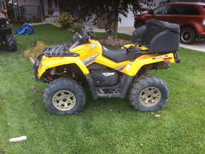 2006 Can-Am Outlander 500