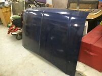 Ford Dually Rear Wheel Fenders and front Hood