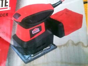 NEW!! JOB MATE 1/4 SHEET SANDER