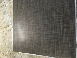 45 thick grey peel and stick tiles