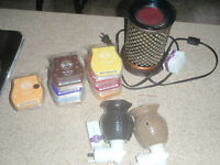 Scentsy Warmers and Wax SOLD PPU