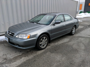 1999 Acura 3.2 TL low km's