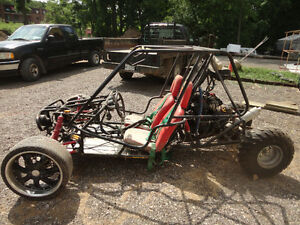 2 Person Dune Buggy