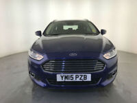 2015 FORD MONDEO TITANIUM ECONETIC DIESEL ESTATE SAT NAV 1 OWNER SERVICE HISTORY