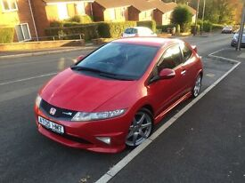Civic type R GT pack 2007