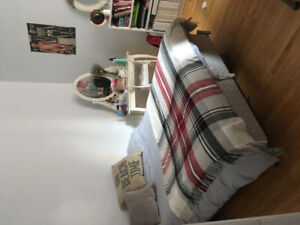 Coiffeuse ikea / Dressing table with mirror