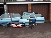Job lot car parts
