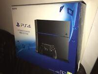 Brand New PS4 1TB console
