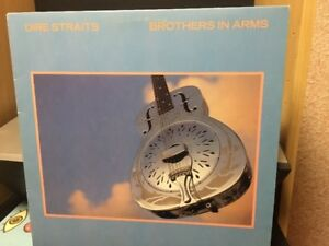 Vinyl-Dire Straits-Brothers In Arms