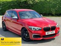 2017 BMW 1 Series M140i Shadow Edition 5dr Step Auto HATCHBACK Petrol Automatic