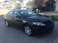2009 Toyota Camry LE Sedan - Ectremely Low Mileage and Clean