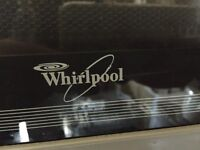 Whirlpool oven grill and microwave.