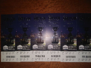 Grey Cup Tickets! Up to 6 in a row! Cornwall Ontario image 1