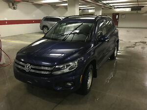 2016 VW Tiguan Special Edition AWD Short Term w/incentive