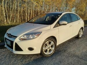 Very Nice 2014 Ford Focus SE 42km Remote Start Heated Seats SYNC
