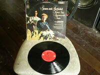 simon and garkunkel/parsley sage,rosemary,and thyme 33 tour lp