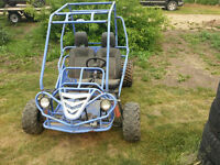 Go Kart Project - needs welding and assembly