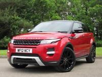 2012 Land Rover Range Rover Evoque 2.2 SD4 Dynamic LUX SUV 5dr Diesel