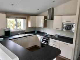 Luxury Lodge Hastings Sussex 2 Bedrooms 4 Berth Willerby Cadence 2017 Beauport