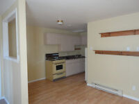 clean and modern 1 bdrm available Sept 1st