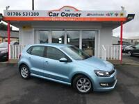 2012 Volkswagen Polo 1.2 TDI BlueMotion Tech 5dr