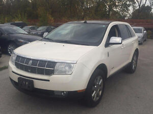 2008 Lincoln MKX AWD/NAVIGATION/CERTIFIED