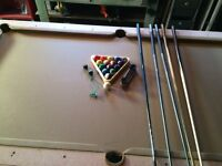 Pool table for cheap