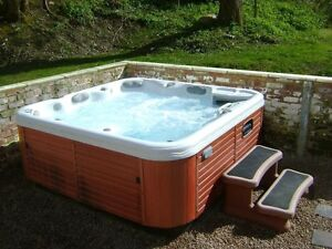 Looking for a used hot tub